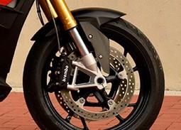 Rodas de alumínio fundido com válvula angular